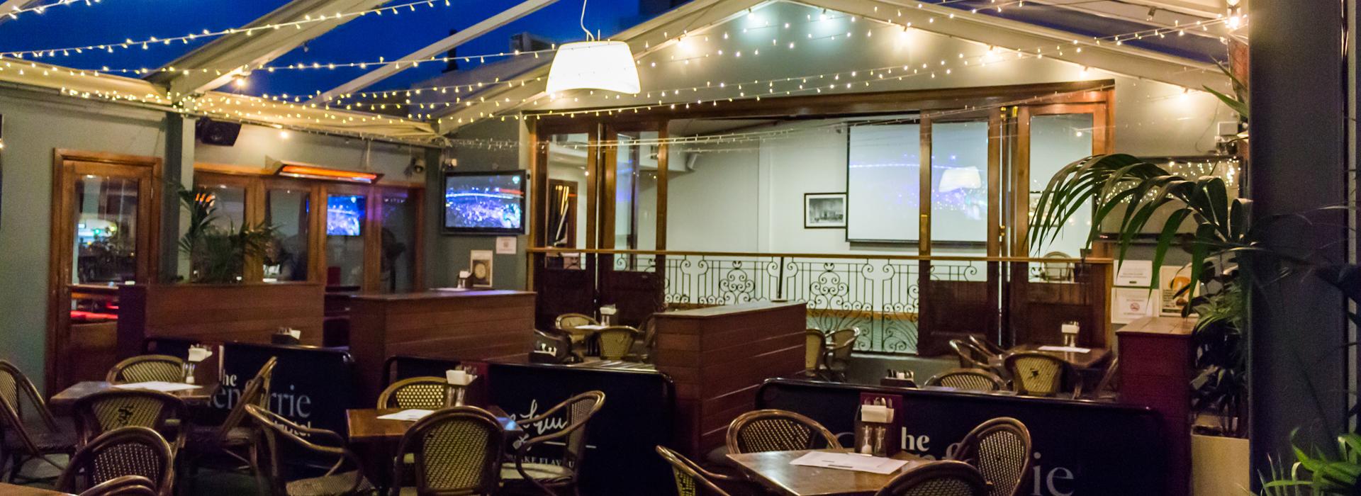 beer garden glenferrie hotel hawthorn