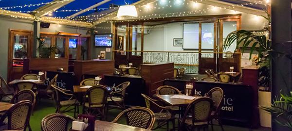 beer garden glenferrie hotel