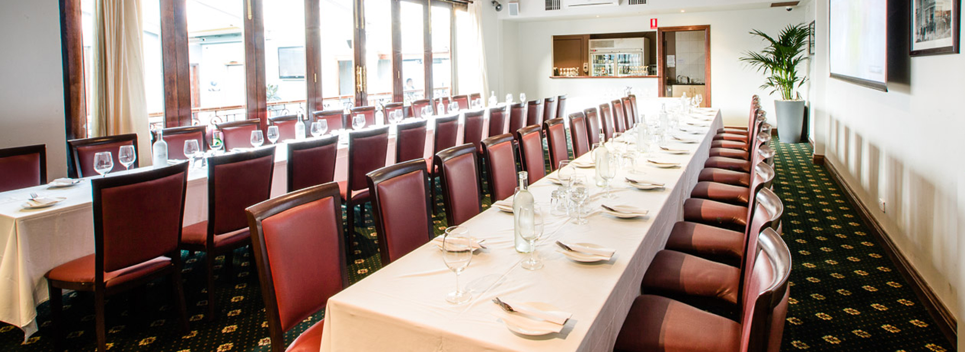 the glenferrie room functions