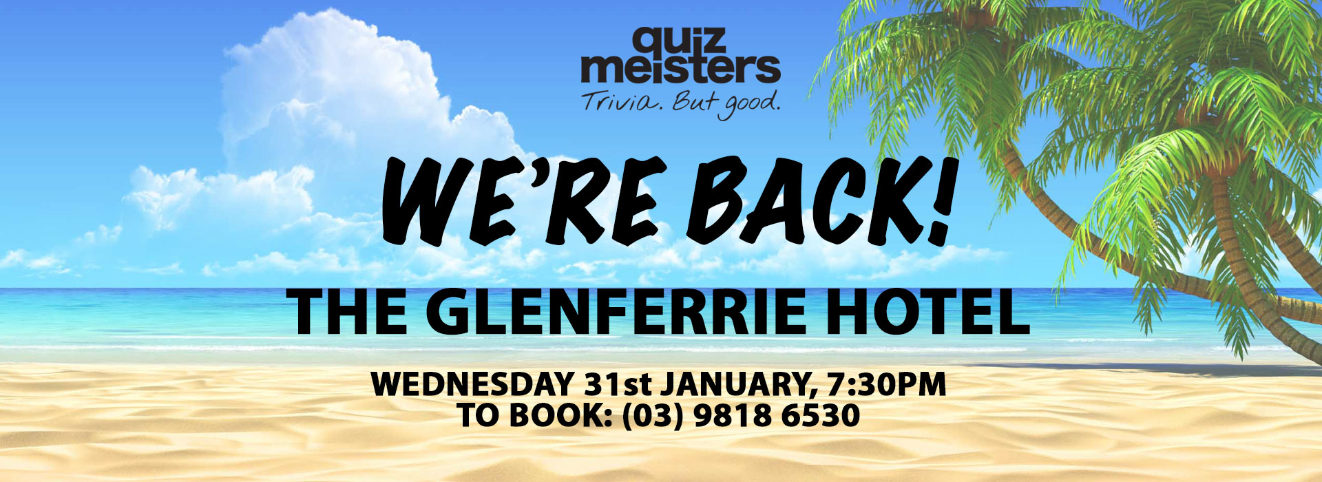 trivia at the glenferrie hotel