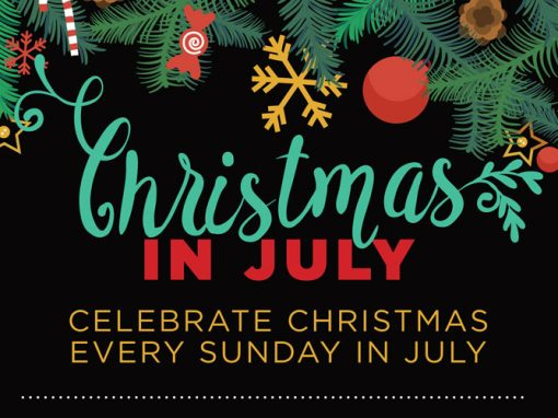 Christmas in July at The Glenferrie Hotel