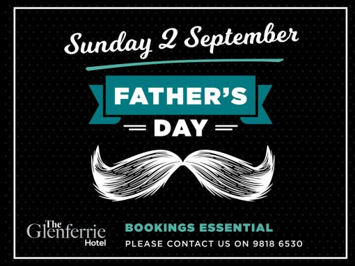 Fathers Day 2nd September