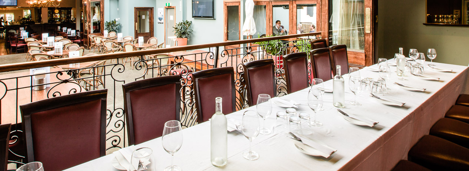 functions at the glenferrie hotel