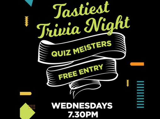 Wednesday Trivia at the Glenferrie