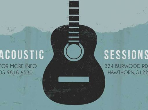 Acoustic Sessions – December 2018