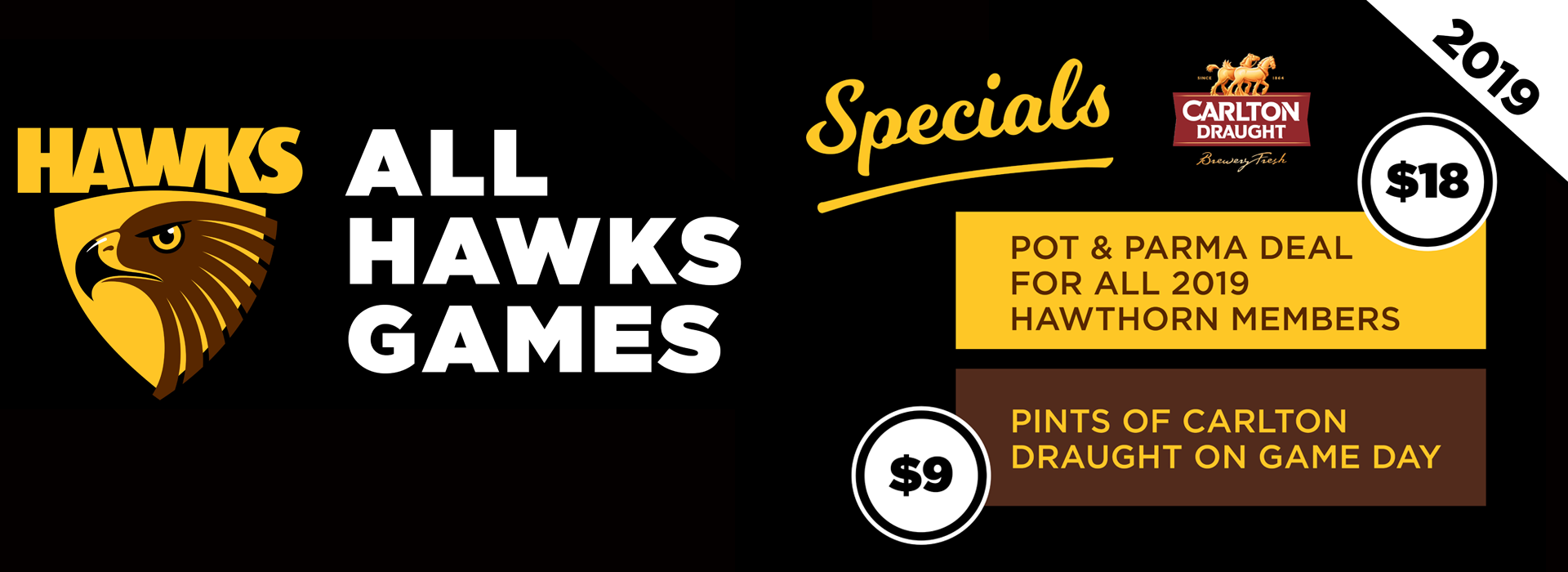 hawthorn football game day specials