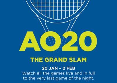 A020 Grand Slam