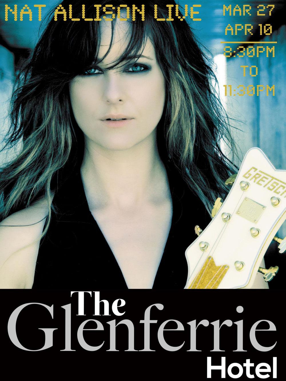nat allison live at the glenferrie hotel